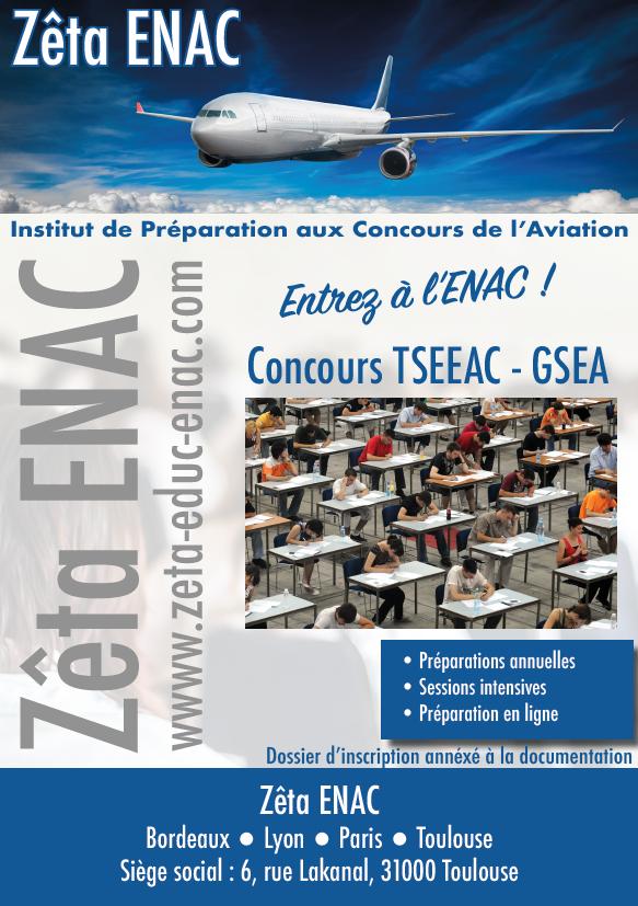 Documentation prépa concours GSEA-TSEEAC